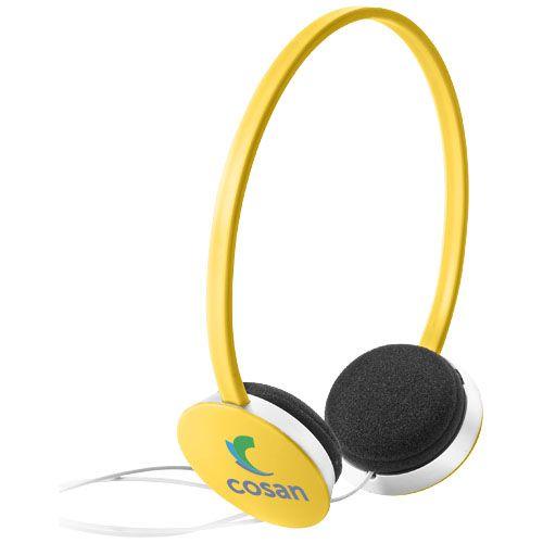 Casque audio personnalisable - Casque audio publicitaire Aballo