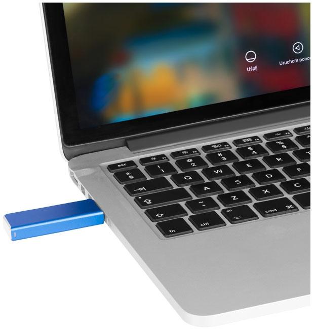 Clé USB personnalisée Glide 8 Go - objet publicitaire