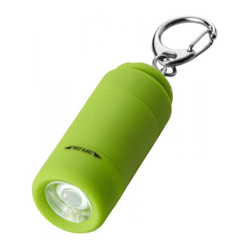 Mini lampe avec chargeur USB - vert