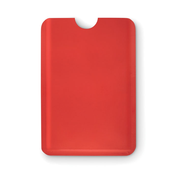 Porte-cartes publicitaire RFID Guardian - noir
