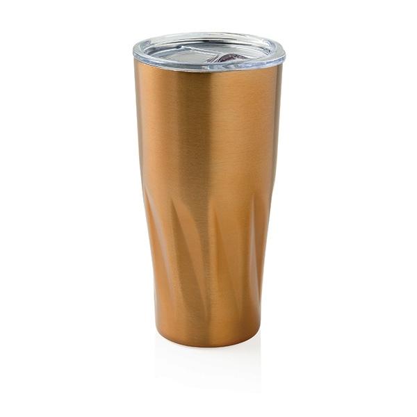 Mug publicitaire en cuivre Twist - Cadeau d'entreprise