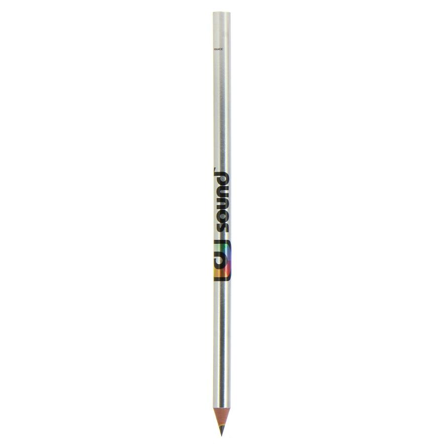 Crayon à papier publicitaire écologique Bic® Evolution® Metallic Cut - goodies écologique
