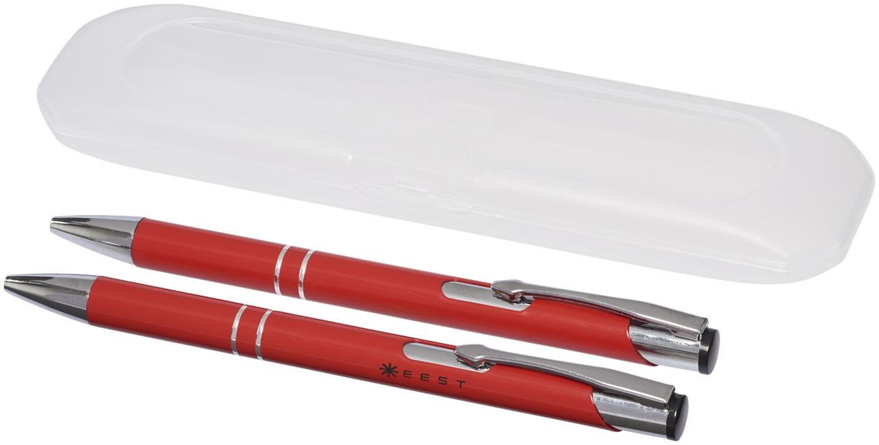 Parure de stylos publicitaires Belfast - cadeau publicitaire