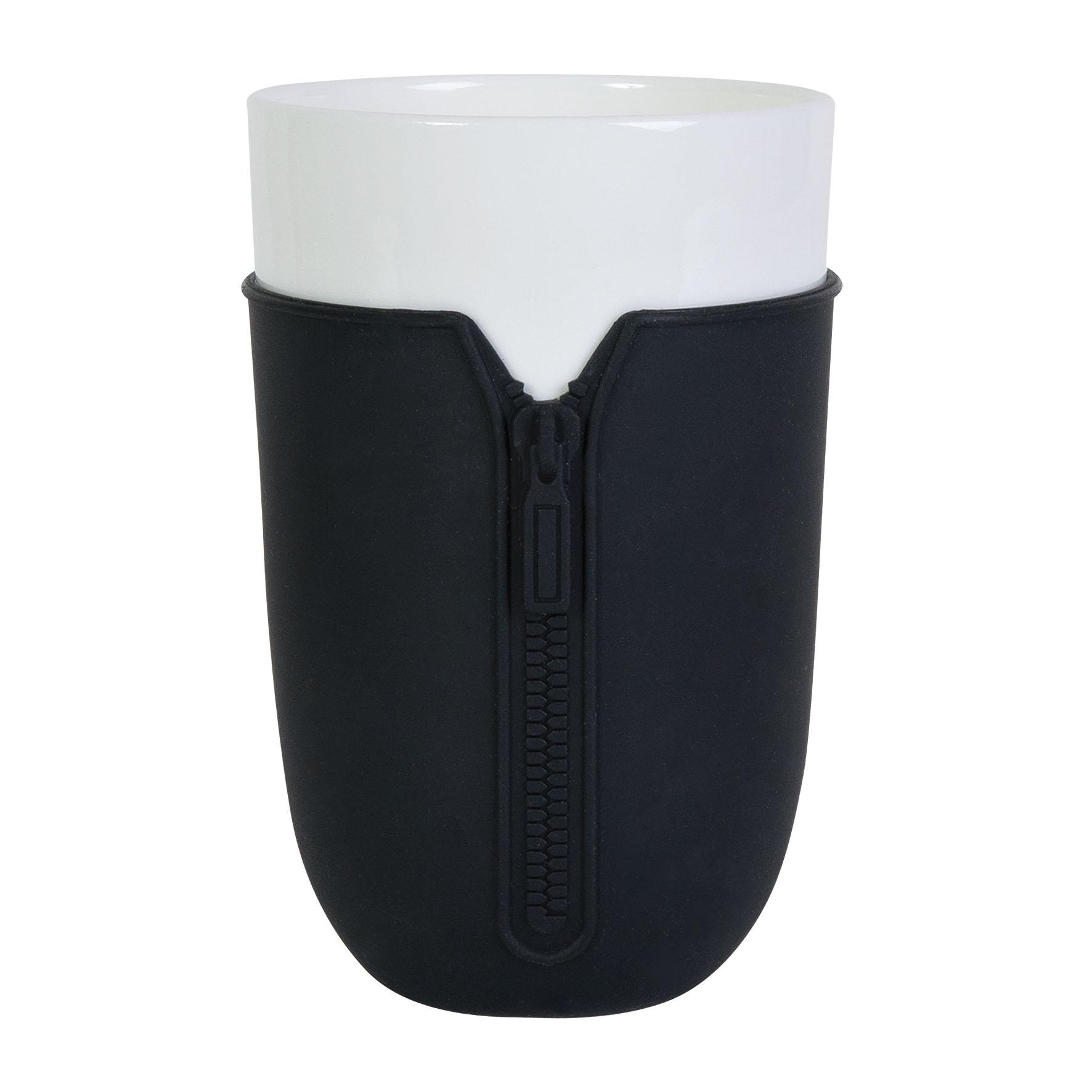 Mug publicitaire Zipper 38 cl - Mug personnalisable - vert anis