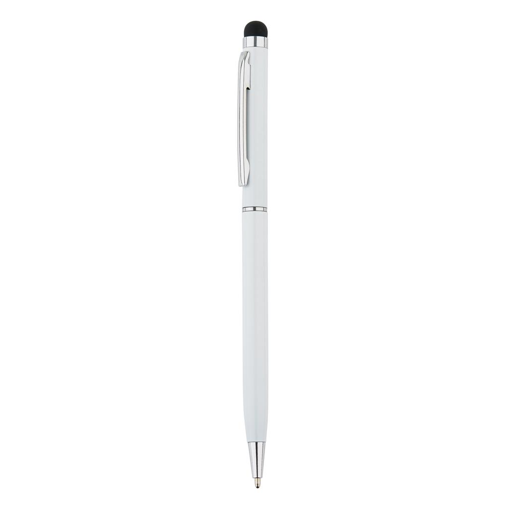 Stylo-stylet personnalisable Aim - stylo-stylet publicitaire
