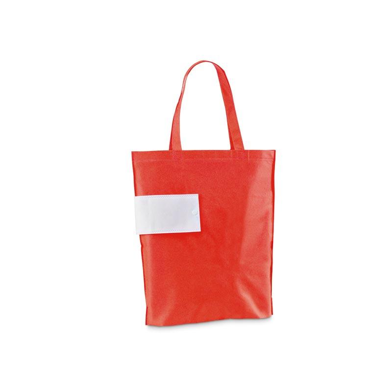 Sac shopping Supple - orange