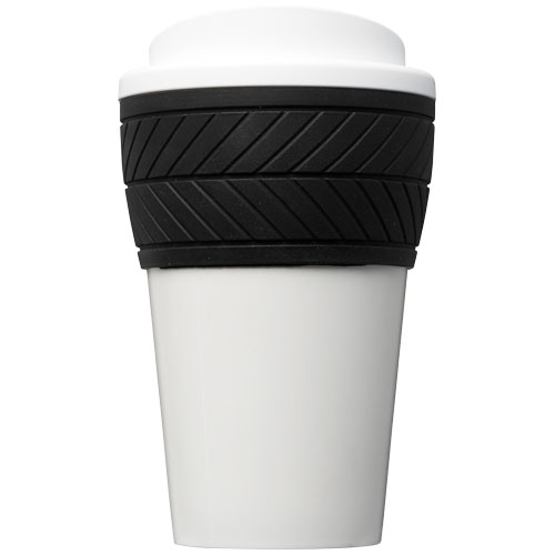 Gobelet isotherme personnalisé Brite-Americano® pneu 350 ml