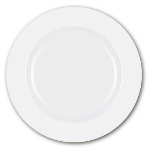 vaisselle publicitaire - assiette plate personnalisée Fancy