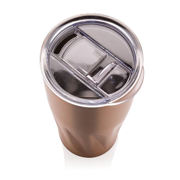Mug publicitaire en cuivre Twist - Cadeau publicitaire