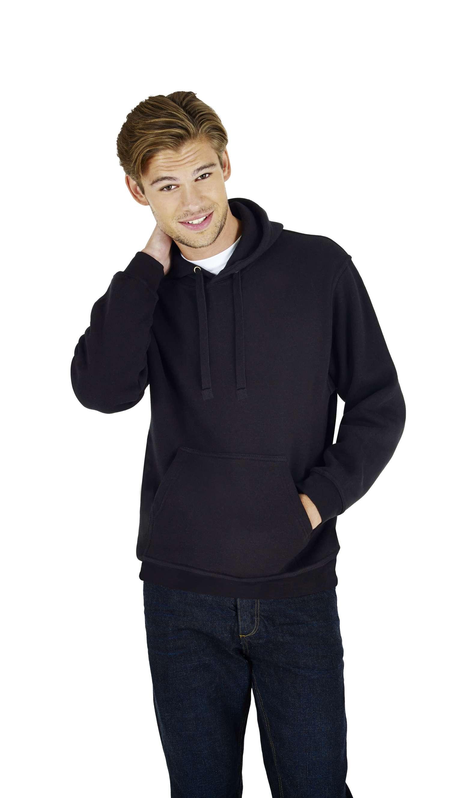 Sweat shirt personnalisable Value Hood - sweat shirt promotionnel