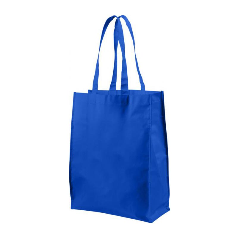 Sac shopping promotionnel laminé taille moyenne Deen