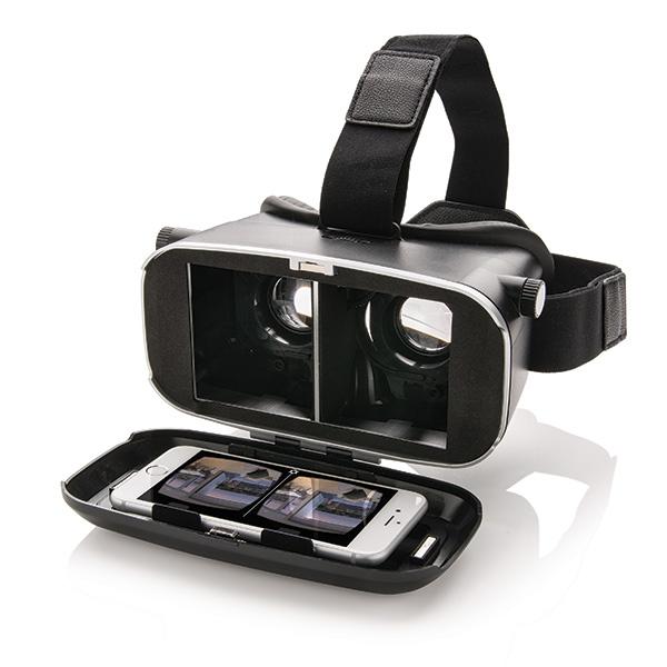 cadeau d'entreprise high-tech - Boitier lunettes de réalité virtuelle 3D