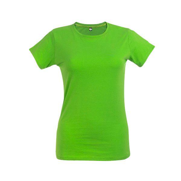 T-shirt personnalisé pour femme Ankara women couleur bleu royal