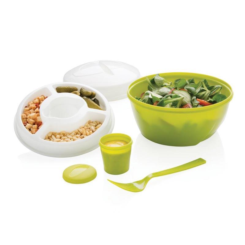 Lunch box publicitaire Salad2go - Vaisselle durable