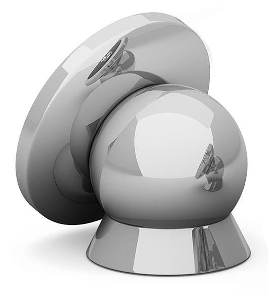 Support smartphone magnétique Chromy - Cadeau promotionnel