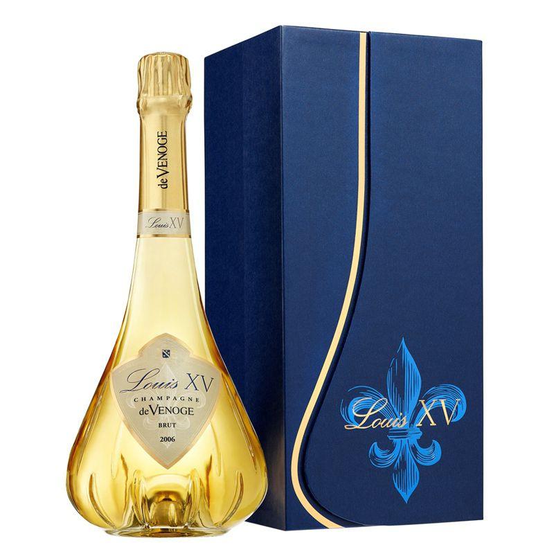 Champagne cuvée Prestige Louis XV 2006 - cadeau d'affaires