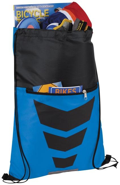 Gym bag publicitaire Courtside - sac de sport publicitaire