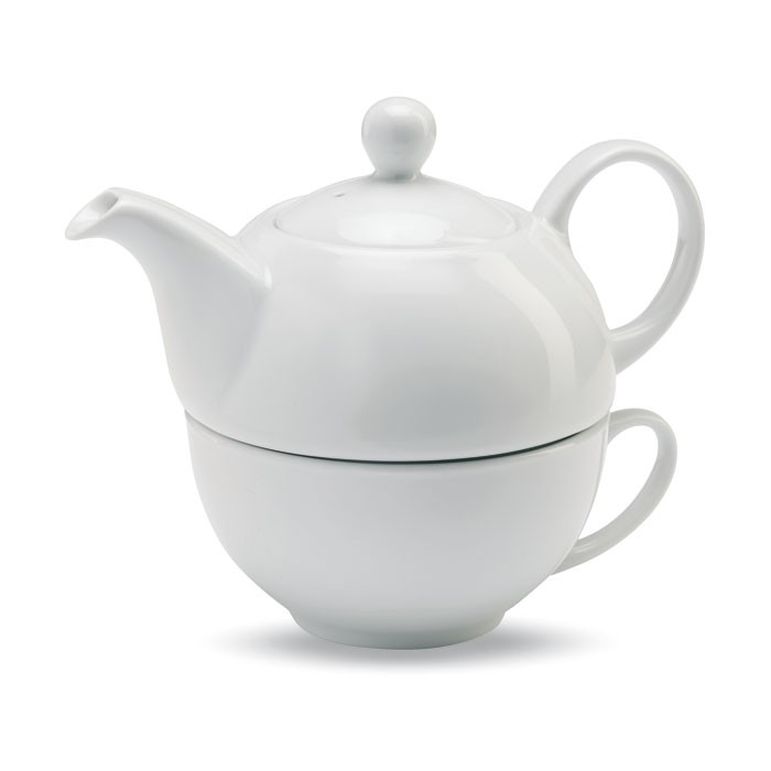 Set de thé publicitaire Tea Time - cadeau d'entreprise