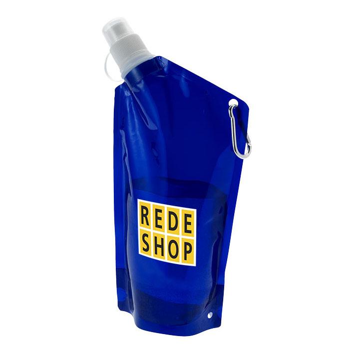 Gourde publicitaire - Gourde poche à eau Cabo