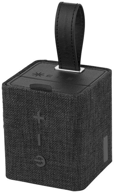 Haut-parleur publicitaire Bluetooth® Fortune - enceinte personnalisable