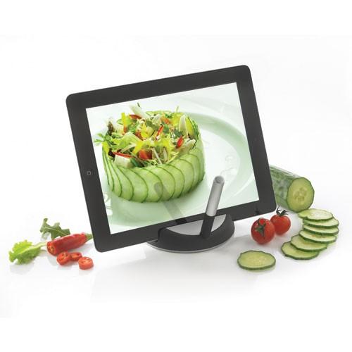 Support pour tablette publicitaire avec stylet - cadeau d'entreprise