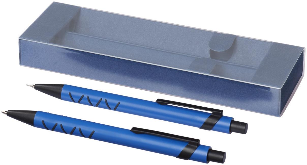 Set stylo bille publicitaire et crayon mine Jupiter - stylos personnalisables