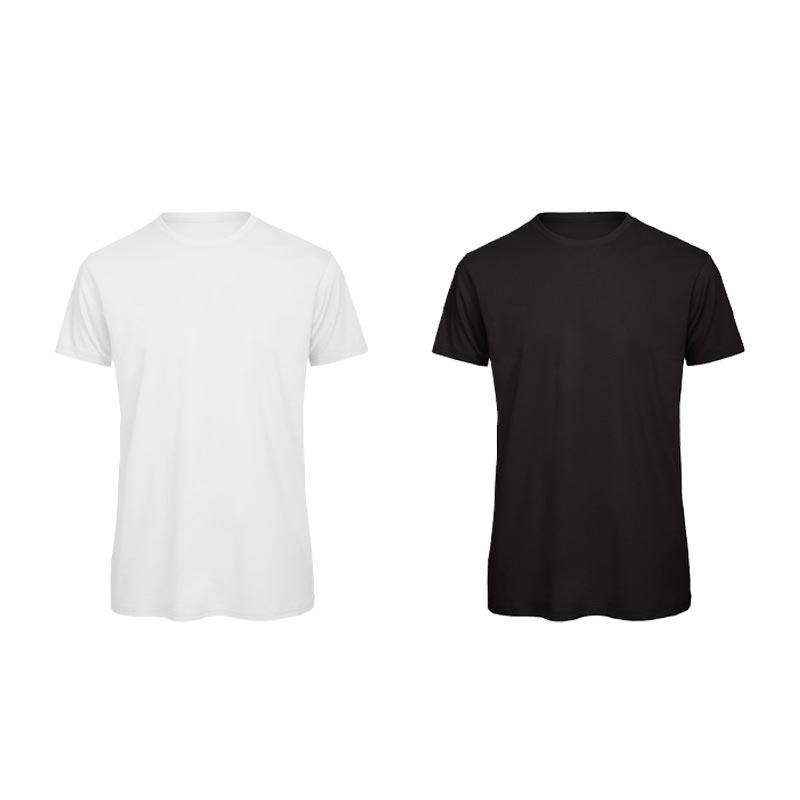 T-Shirt personnalisé coton bio 140 g/m² Inspire- Tee-shirt publicitaire