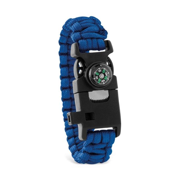 goodies outdoor -  bracelet de survie publicitaire Survival