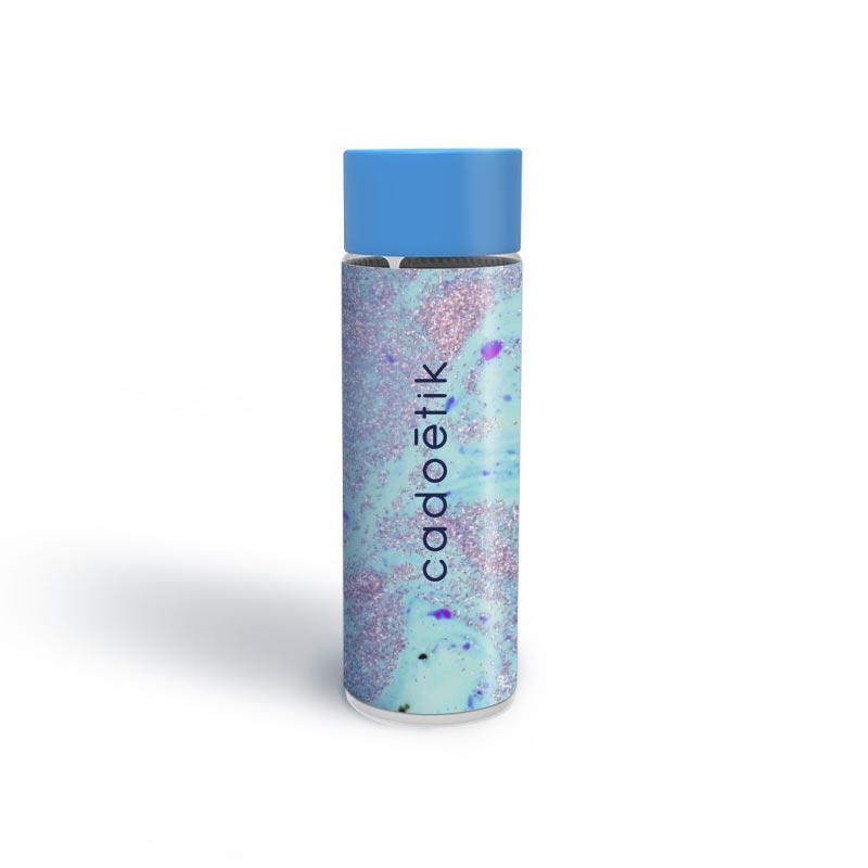Goodies écologique - Bouteille H2O Tritan Quadri
