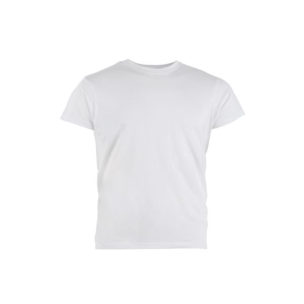 T-shirt personnalisé pour homme Luanda, blanc