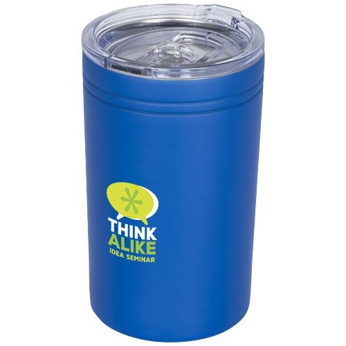 gobelet réutilisable en acier double paroi Pika - mug personnalisé