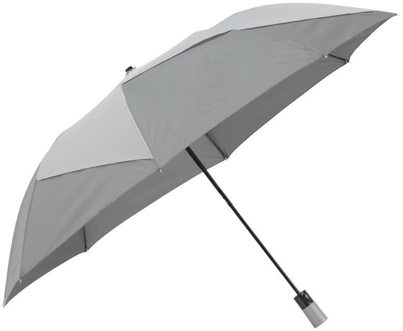 """Parapluie personnalisé à ouverture automatique 2 sections 23"""" Pinwheel - parapluie publicitaire"""