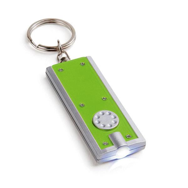 Porte-clés publicitaires Lighty - goodies