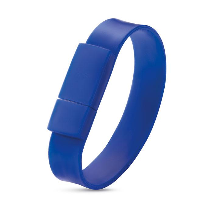 Cadeau publicitaire - Clé USB publicitaire Silicone Wrist