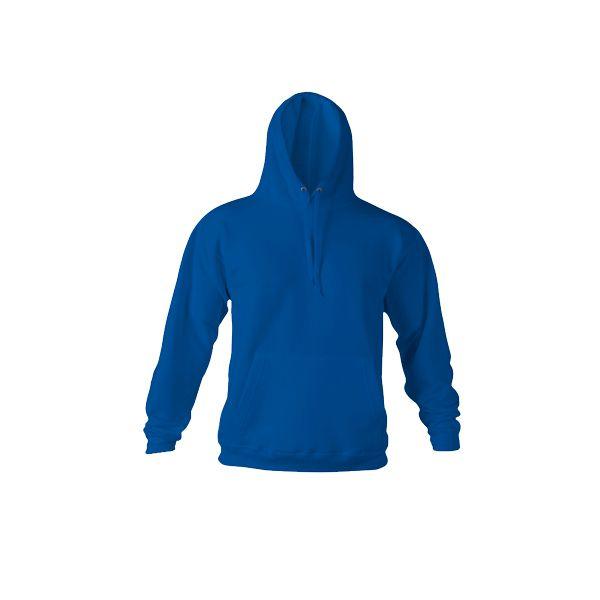 Sweat-shirt personnalisé à capuche Phoenix - noir