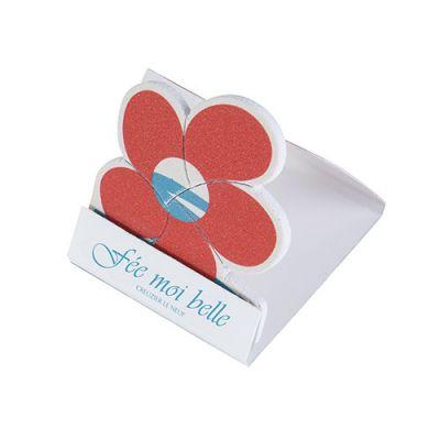 Cadeau promotionnel - Pochette limes à ongles publicitaire Allumette