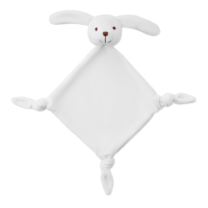 Doudou lapin personnalisé