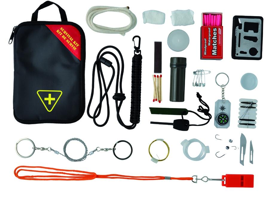 Cadeau d'entreprise - Kit de survie Toundra