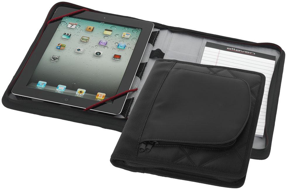 étui publicitaire pour tablette iPad® Elleven