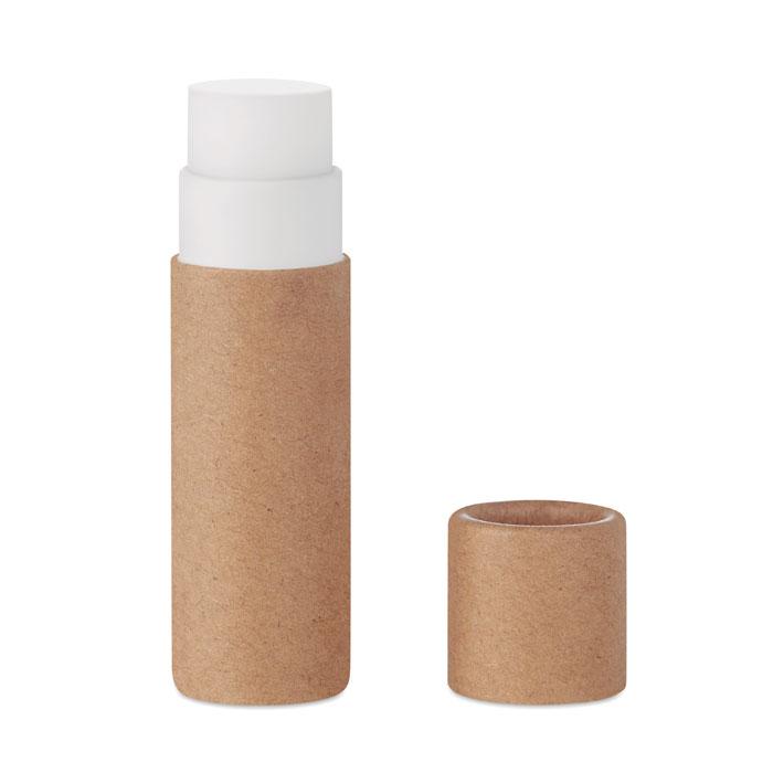 Goodies beauté - Baume à lèvres publicitaire en carton Paper Gloss