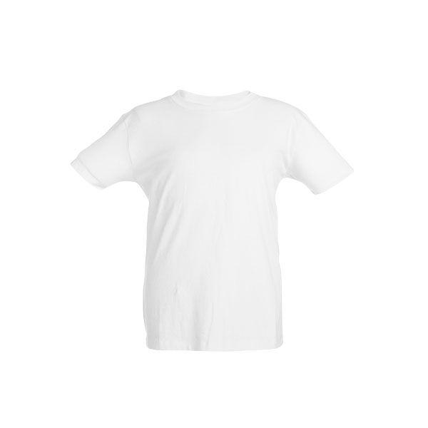 T-shirt personnalisé unisexe pour enfant Ankara Kids blanc