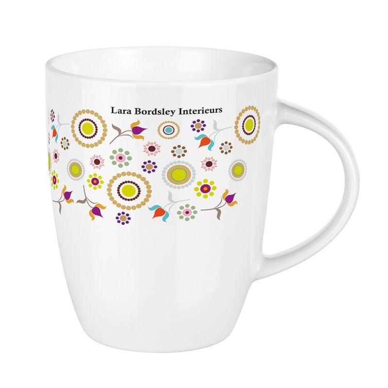 Mug publicitaire Pics Elite - Mug personnalisable par sublimation