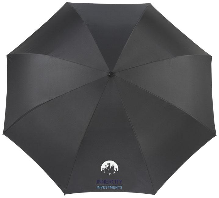 """Parapluie publicitaire réversible 23"""" Lima - parapluie personnalisé"""