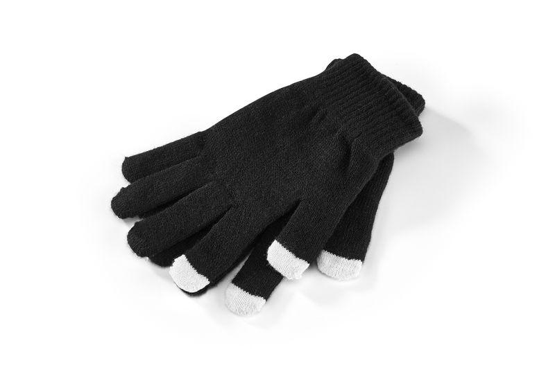 Objet publicitaire - Gants tactiles personnalisés Finger