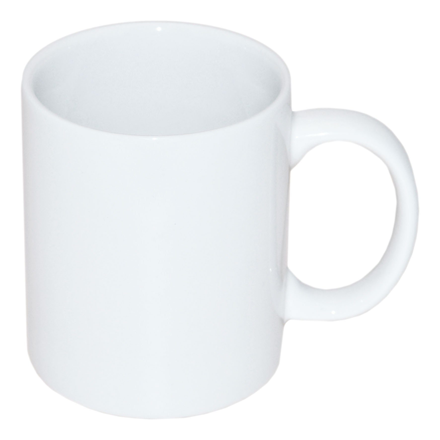 Mug publicitaire 31cl Céram Blanc - Mug personnalisable