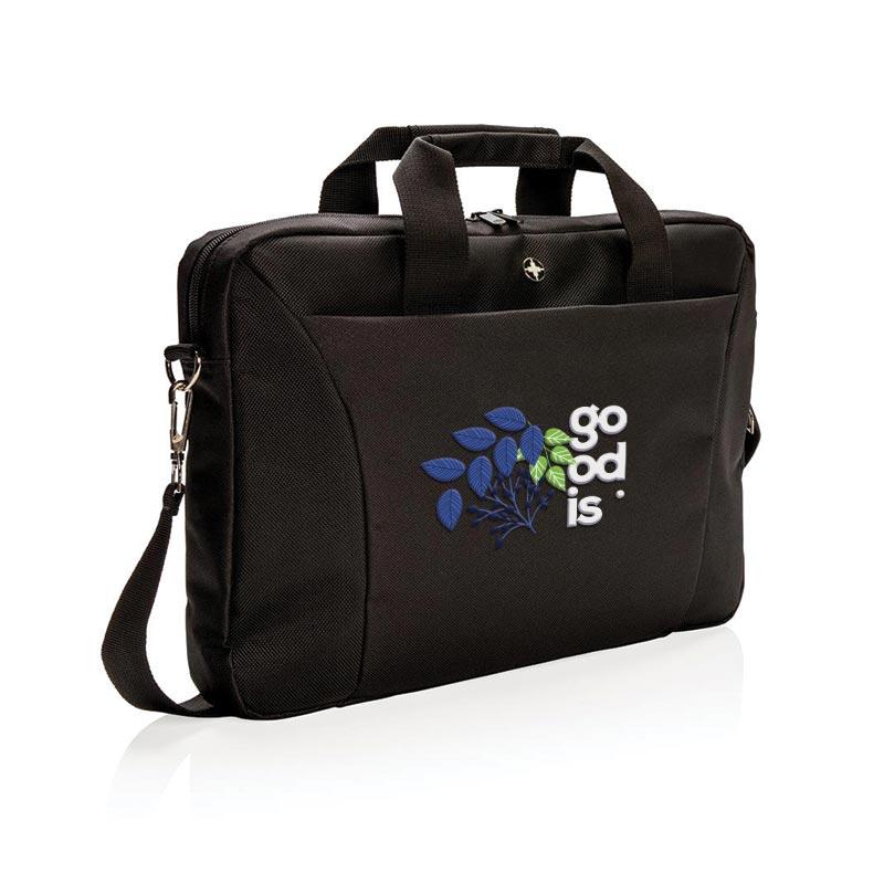 Cadeau d'entreprise - Sacoche ordinateur portable Swiss Peak® 15 pouces Sion