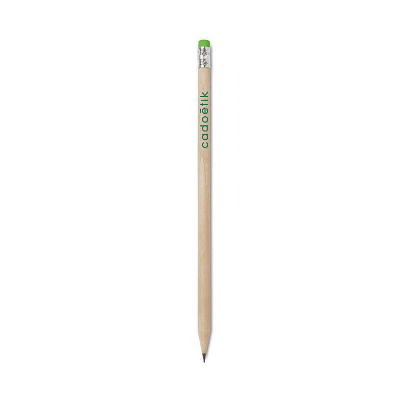 Crayon à papier avec gomme Stomp