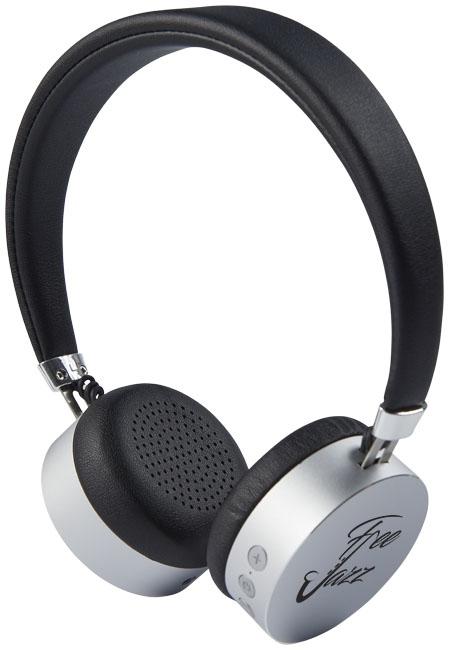 Cadeau d'entreprise - Casque Bluetooth® personnalisable métal Millenial