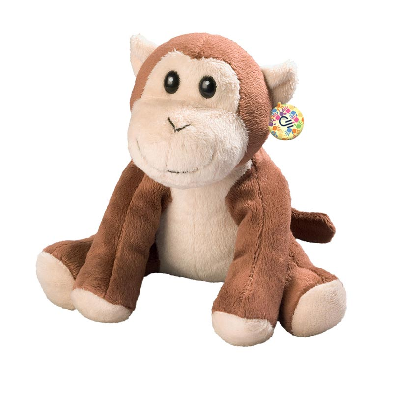 Peluche singe