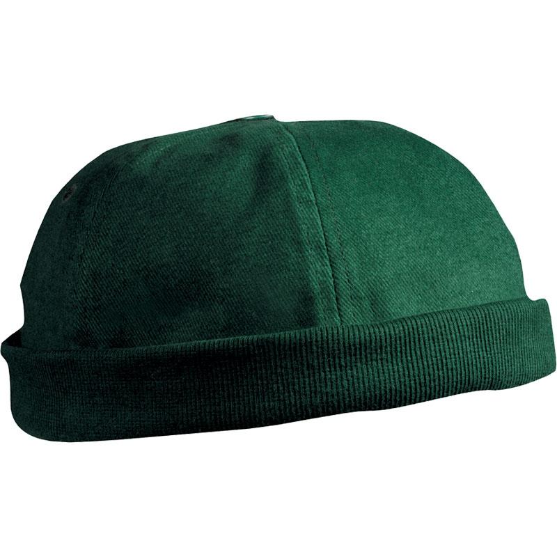 Bonnet marin personnalisable Marsouin vert - bonnet de marin personnalisable